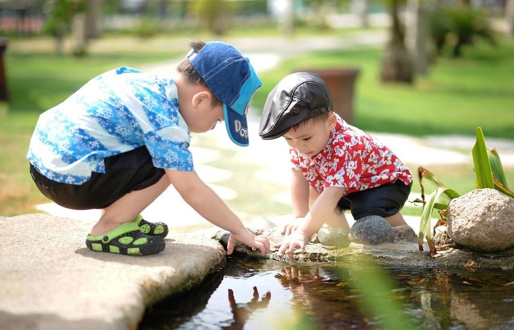 Vælg en aktiv institution til jeres barn!