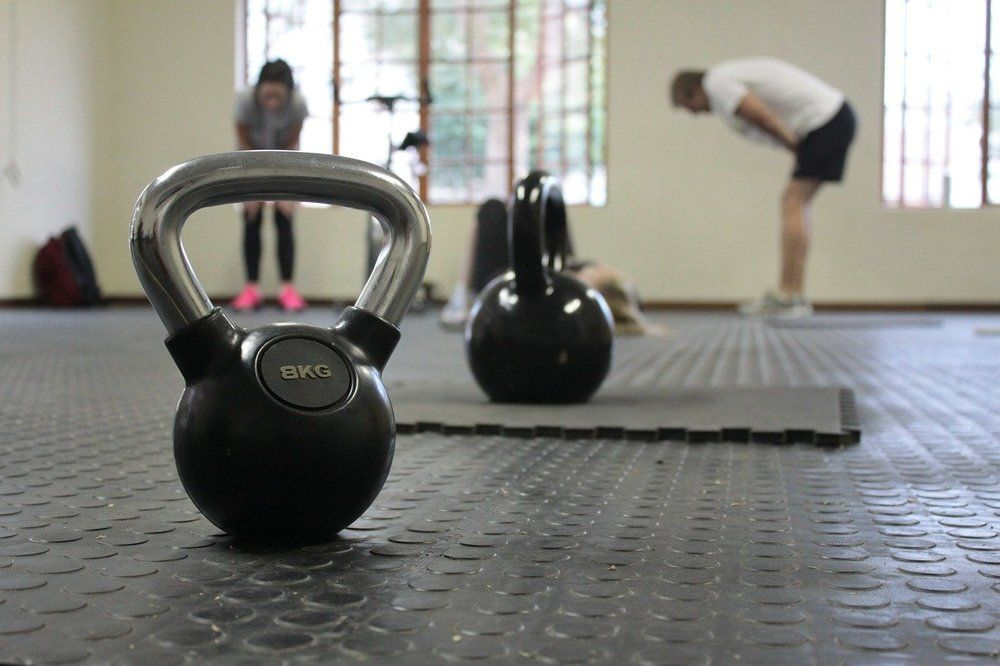 Fitness hold for kvinder i Aalborg
